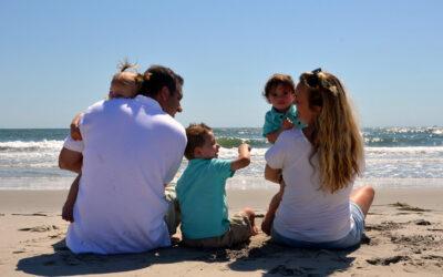 Sådan bygger I en stærk sammenbragt familie